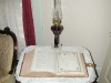 Family Bible gift from Elizabeth\'s parents 1871