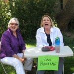 Jean McGinnis & Barbara Harrison